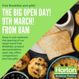 Horton Opening Day